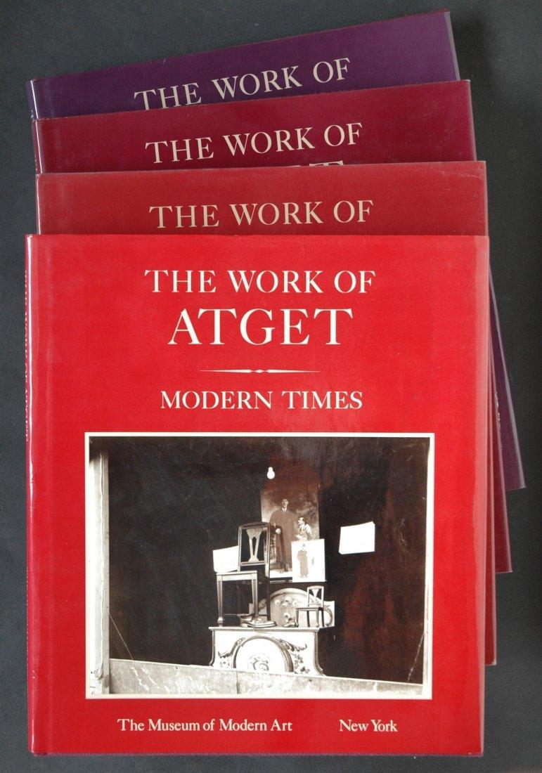 ATGET, Eugéne. John Szarkowski and Maria Morris -1980's