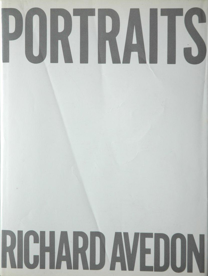 AVEDON, Richard. Portraits, Farrar Straus & Giroux 1976