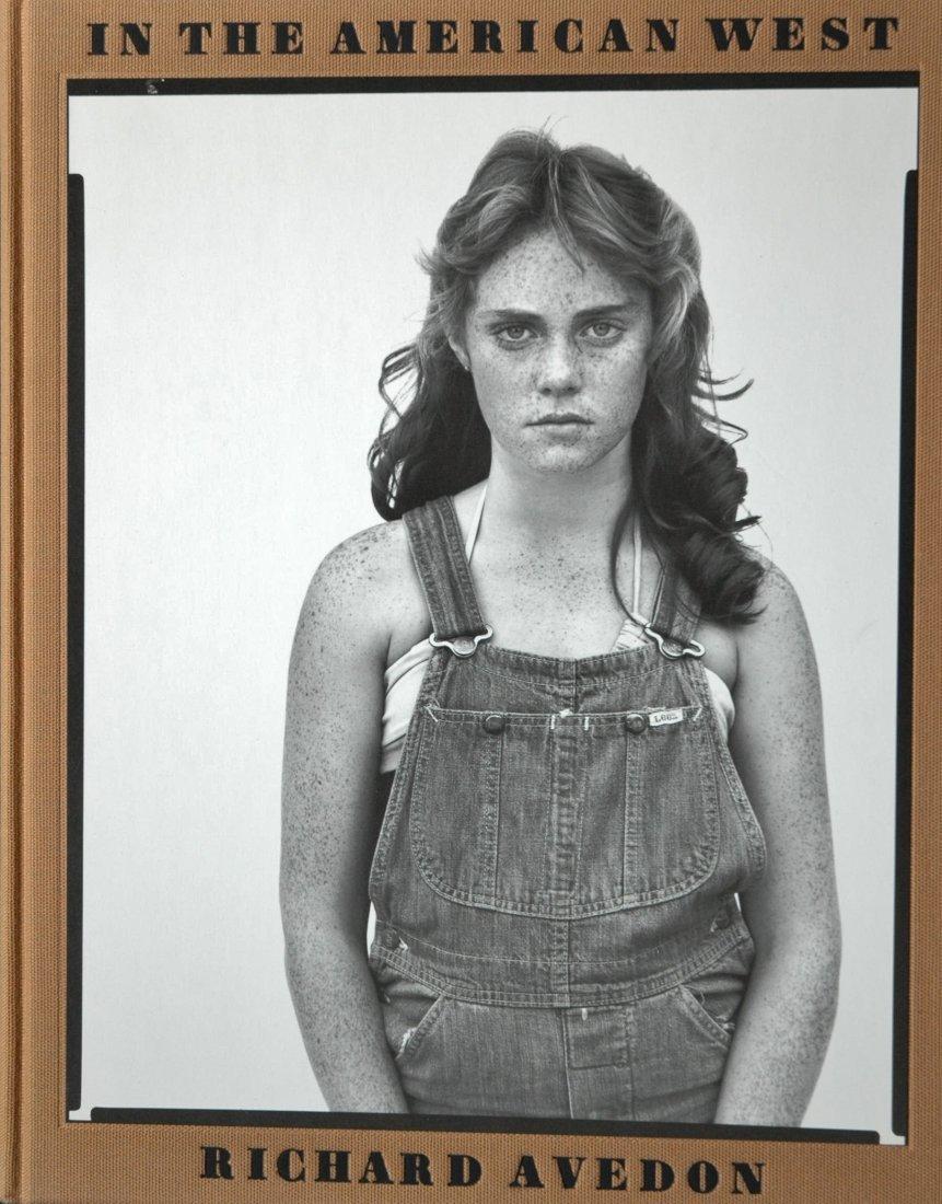AVEDON, Richard. In the American West, New York: 1985