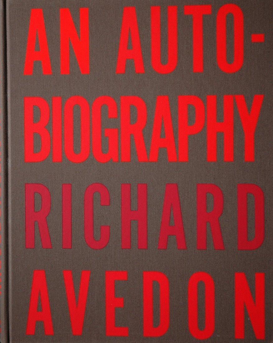 AVEDON, Richard.  An Autobiography, Random House 1993