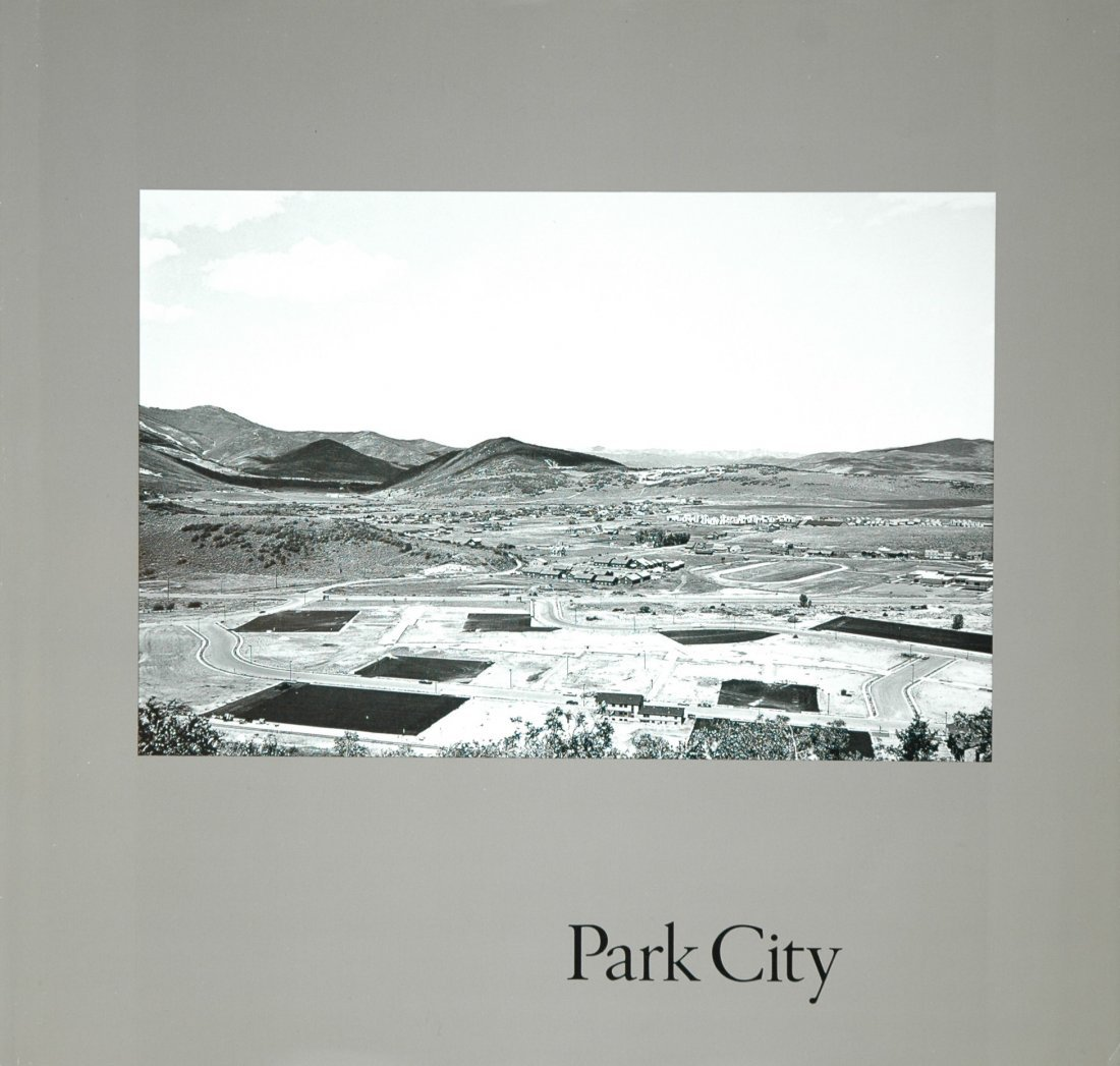 BALTZ, Lewis. Park City, Albuquerque, New Mexico 1980