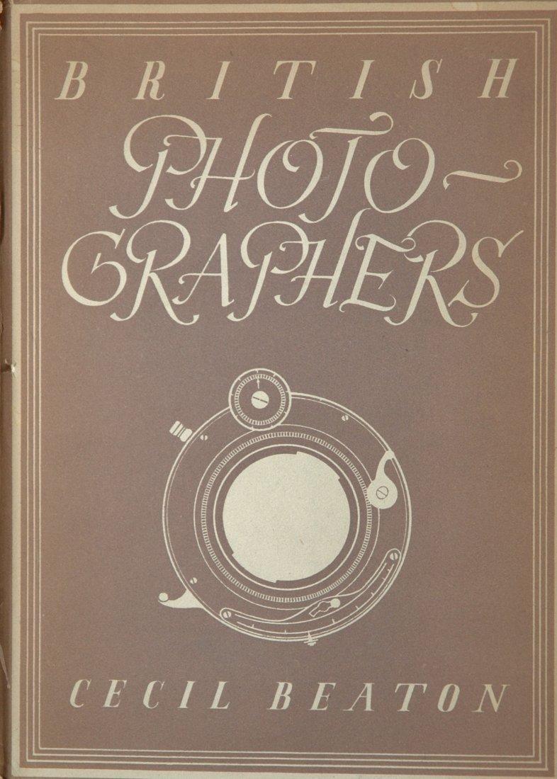 BEATON, Cecil. British Photographers, 1944