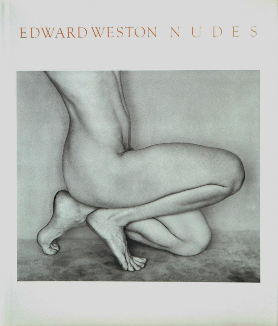 WESTON, Edward. Edward Weston Nudes. 1977
