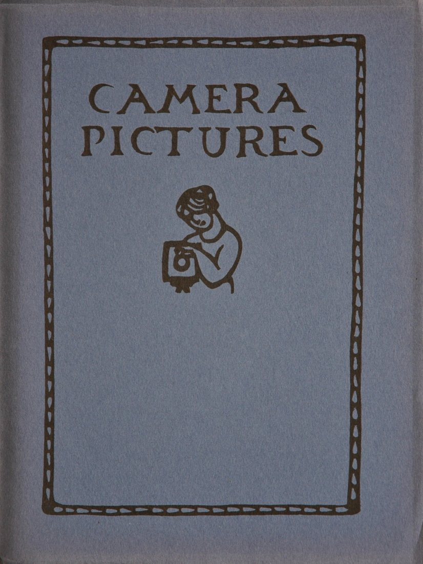 WHITE, Clarence H. Camera Pictures, New York 1924