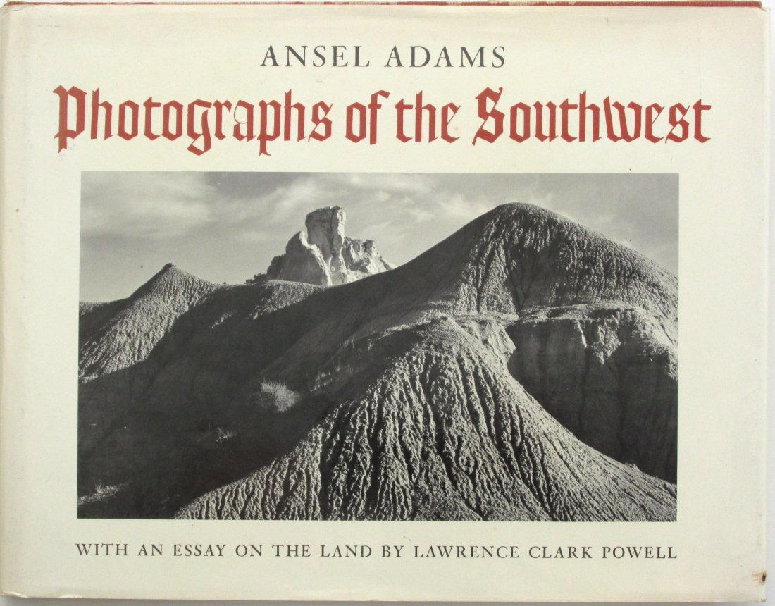 Adams, Ansel - Photographs of the Southwest - NYGS -