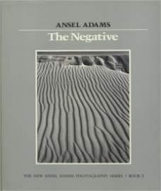 Adams, Ansel - The Negative - NYGS - 1984