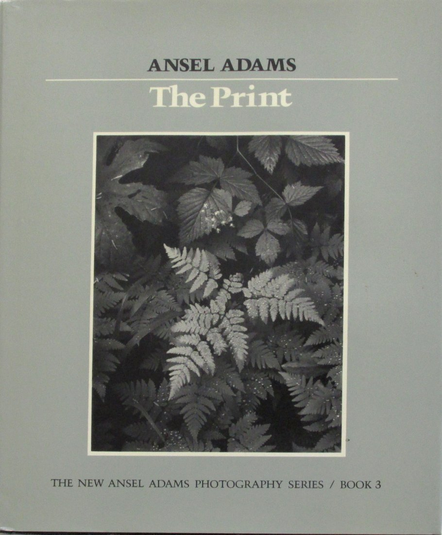 Adams, Ansel - The Print - NYGS - 1984