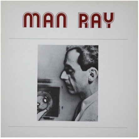 MAN RAY. Photo Graphics from Collection of Arnold Crane