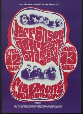 Bg023 - Jefferson Airplane & Grateful Dead