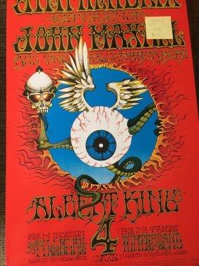 Jimi Hendrix - Bg105 - 6th