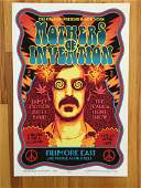 FRANK ZAPPA - SIGNED BY ARTIST