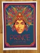 PRINCE - SIGNED BY ARTIST