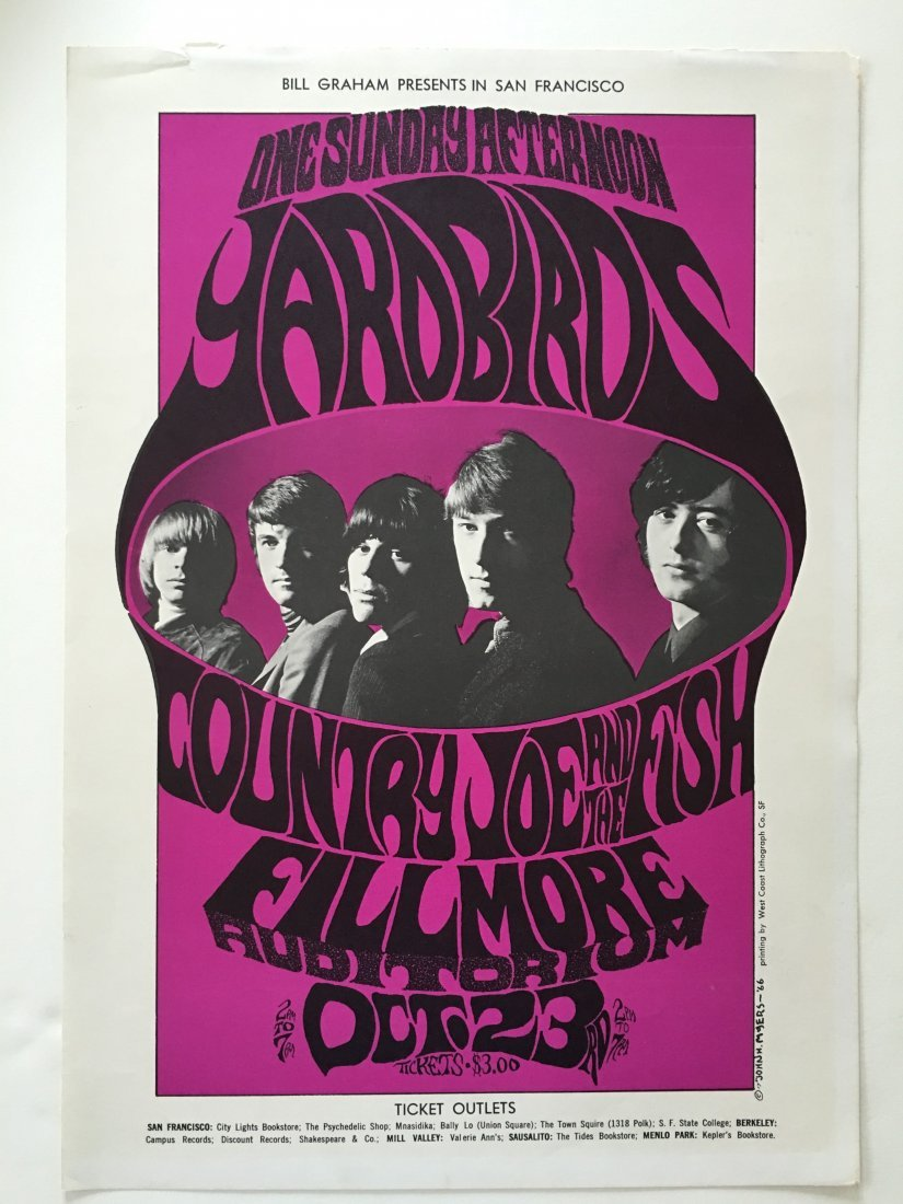 YARDBIRDS - BG33