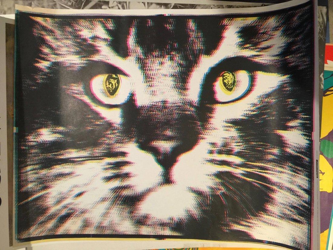 BLACKLIGHT CAT