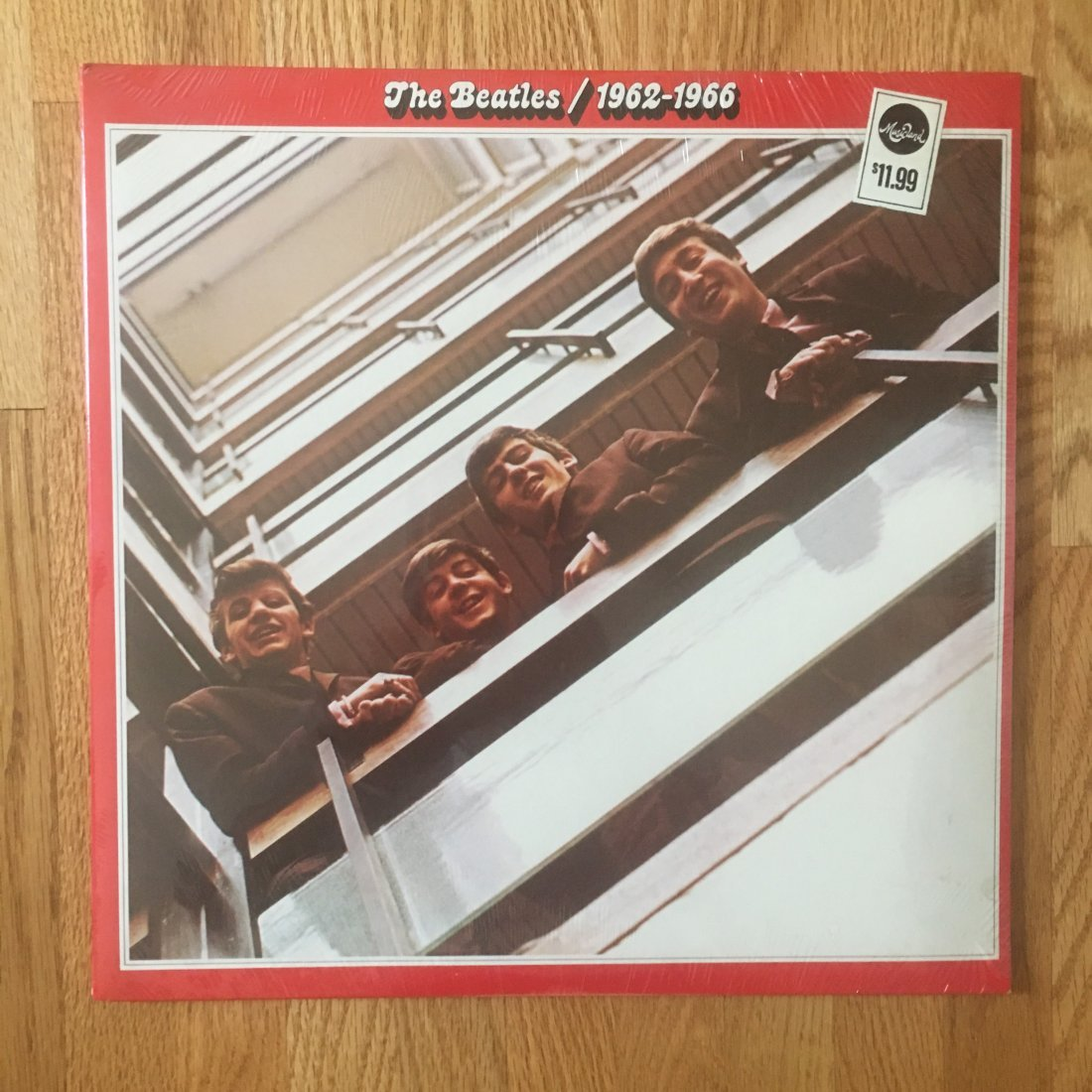 BEATLES 1962-1966 - STILL SEALED ! ! !