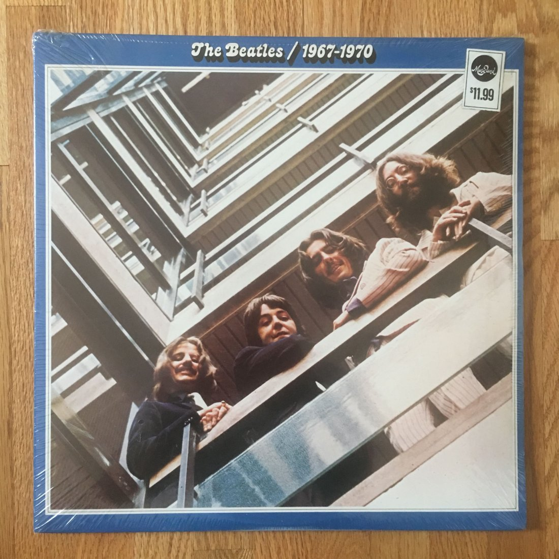 BEATLES 1967-1970 - STILL SEALED ! ! !
