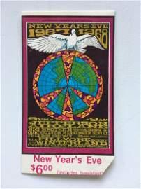 BG100 - Vintage Ticket