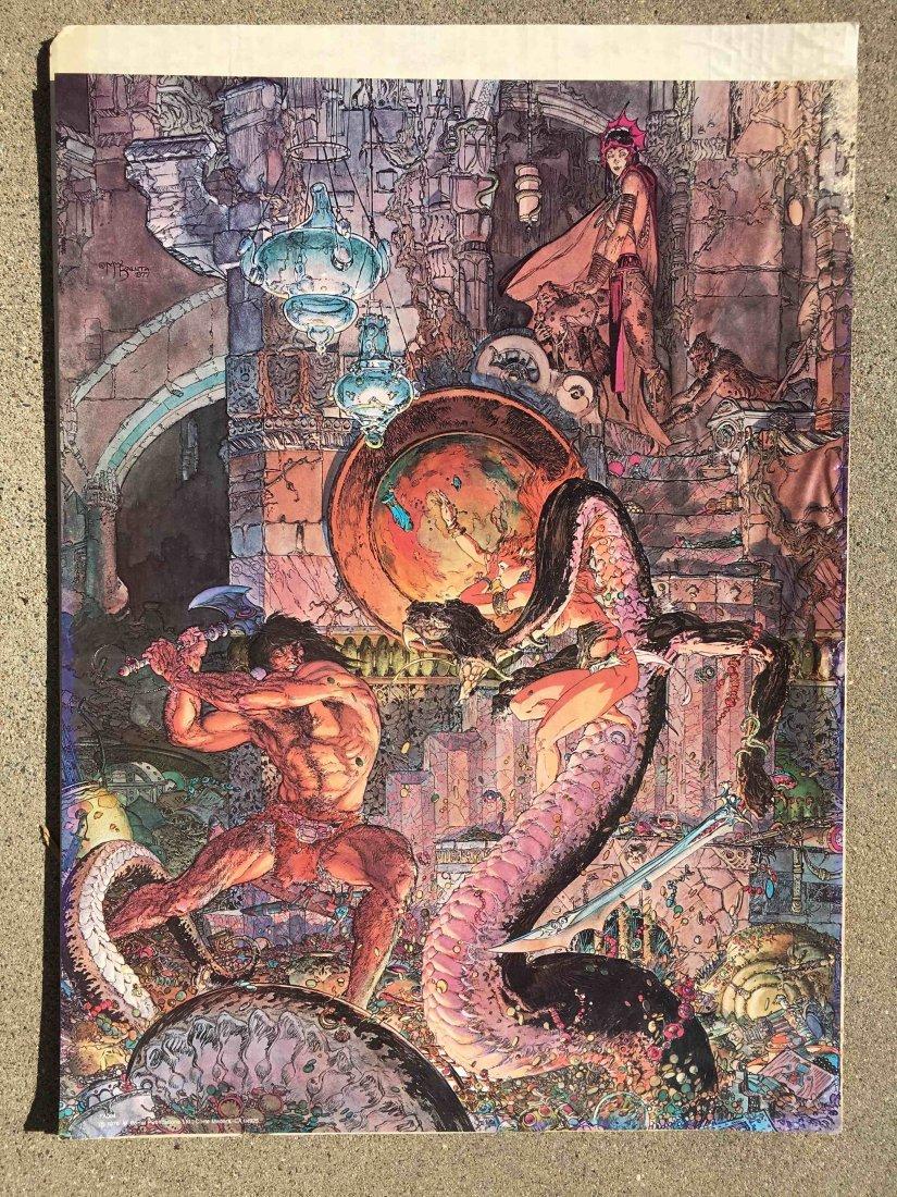 1978 Portal Publications Poster