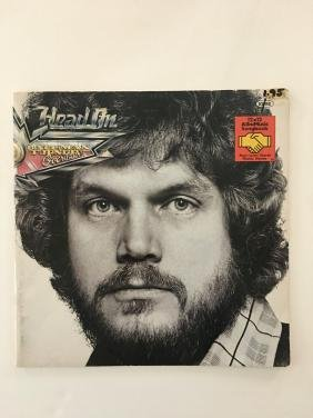 BACHMAN TURNER OVERDRIVE  - HEAD ON SHEET MUSIC