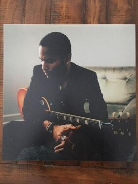 LENNY KRAVITZ TWO SIDED VINYL POSTER