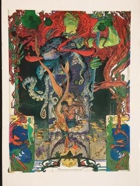 1978 Portal Publications Poster - MW Kaluta