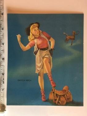 PIN-UP - SWITCH HITCH