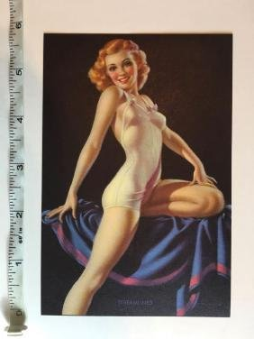 Pin-Up - Streamlined