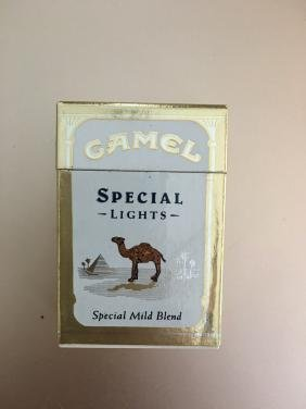CAMEL SPECIAL LIGHTS - CIGARETTE LIGHTER.