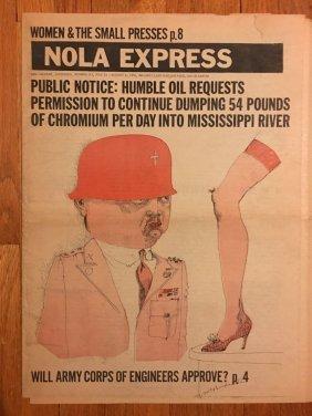 NOLA EXPRESS - #111, August 4, 1972