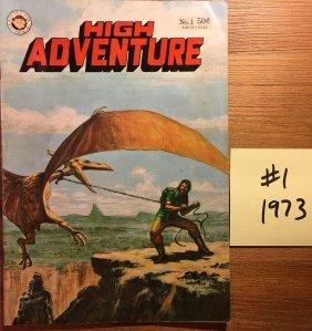 HIGH ADVENTURE #1 - 1973