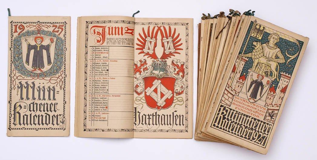 3: 24 Münchner Kalender