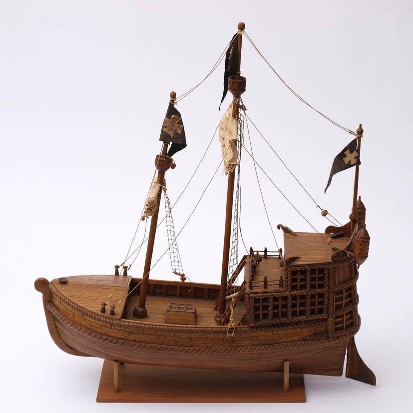 4: Schiffsmodell