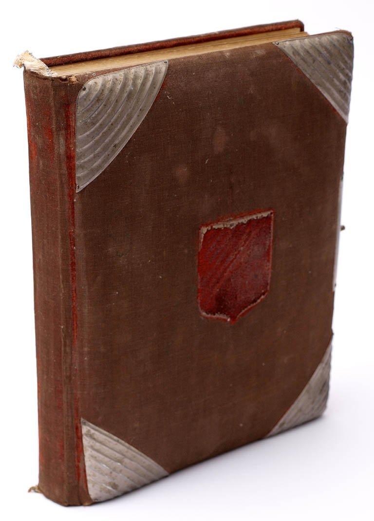 16: Fotoalbum, um 1900