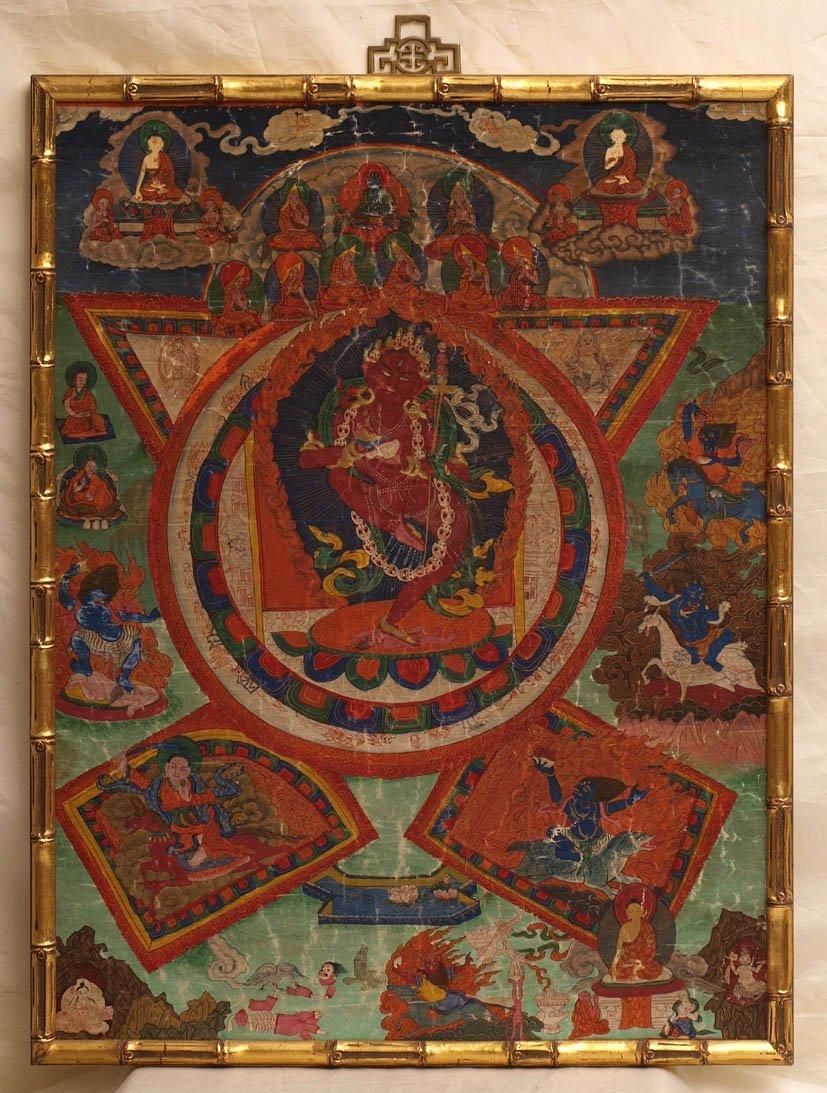 216: Tangka, Tibet