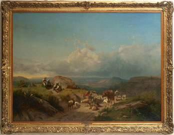 1161: Marko, Andreas (1824 - 1895)