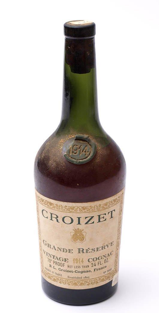2: Cognac, 'Croizet', 1914