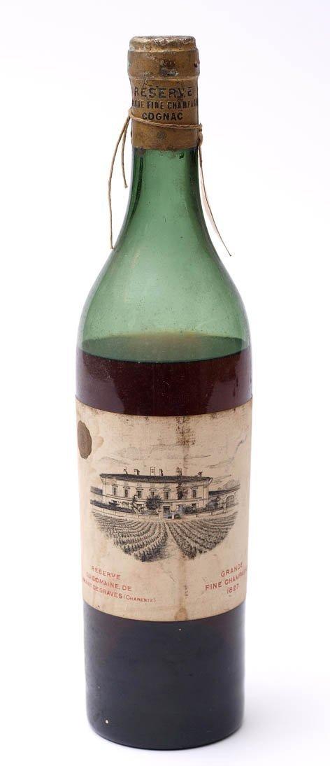 4: Grande Fin de Champagne, 1827