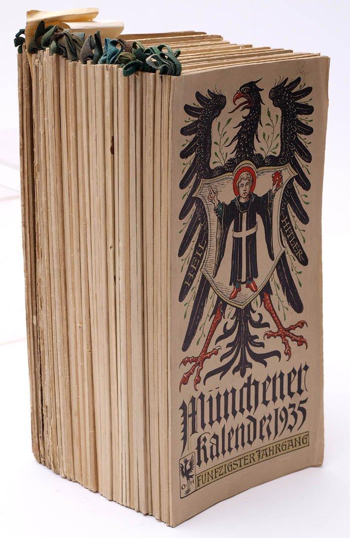 22: 44 Münchner Kalender