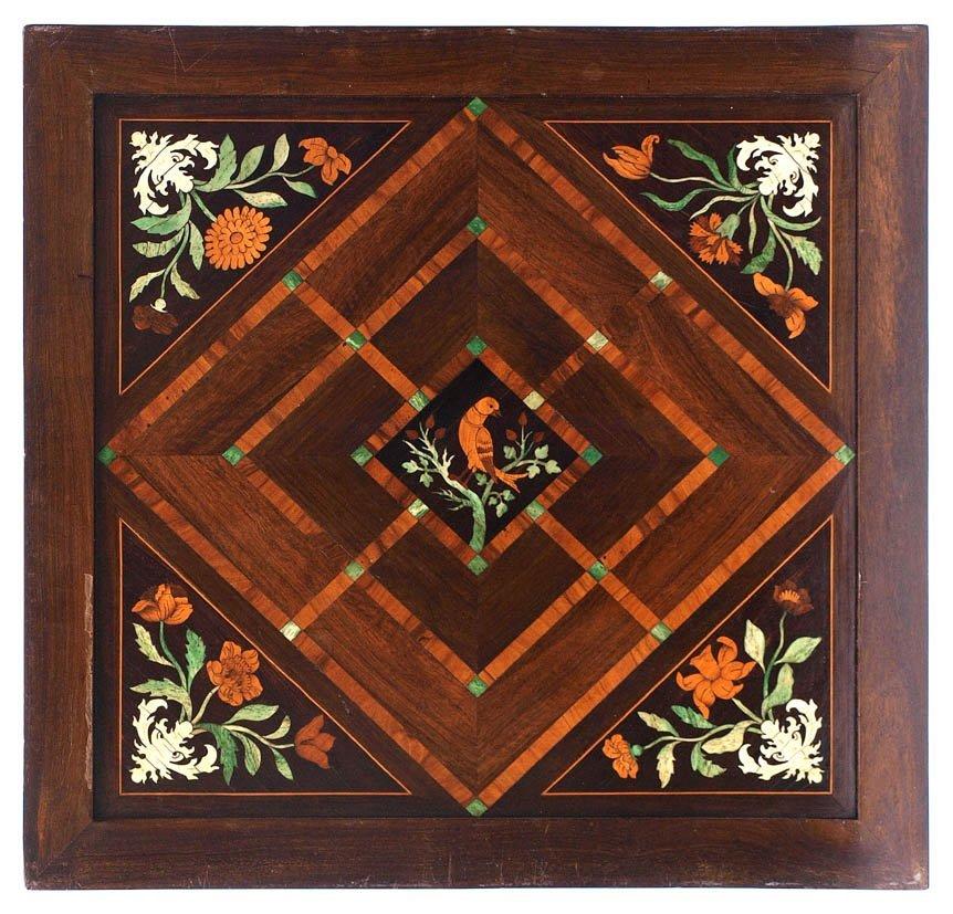 27: Spielkasten, um 1720