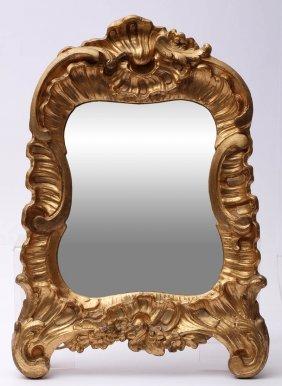 Standspiegel, Italien, Um 1740