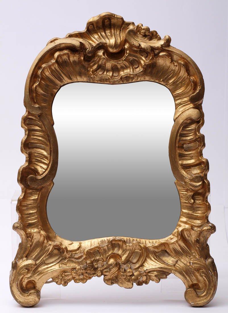 799: Standspiegel, Italien, um 1740