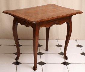 Tisch, Süddeutsch, 18.Jhdt.