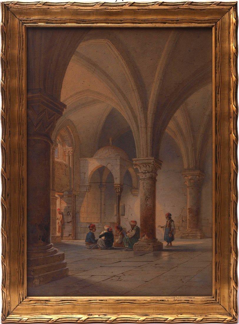 1318: Werner, Carl Friedrich Heinrich, 1808 - 1894