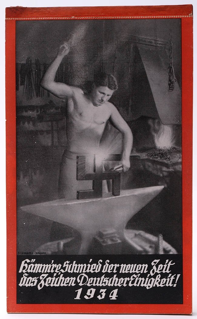 Föhn-Kalender, 1934