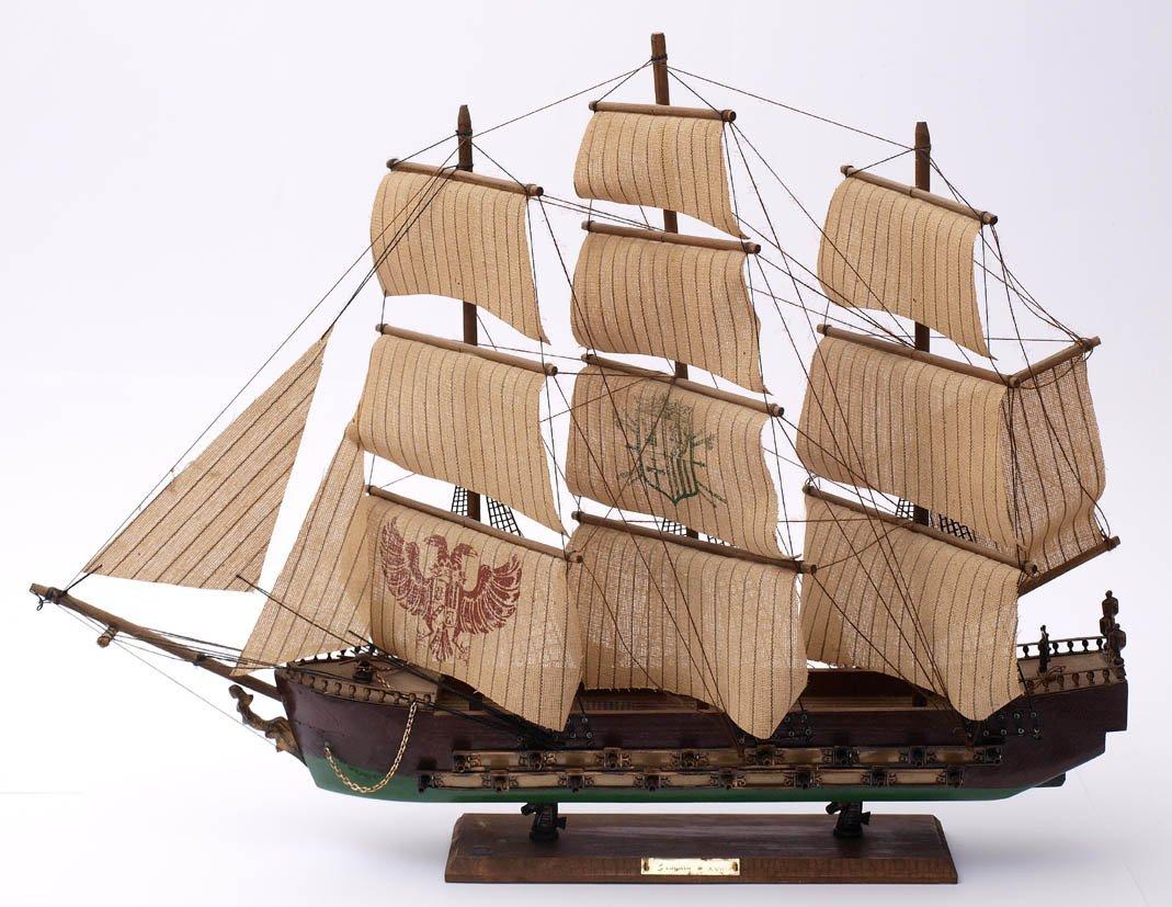 Modellschiff