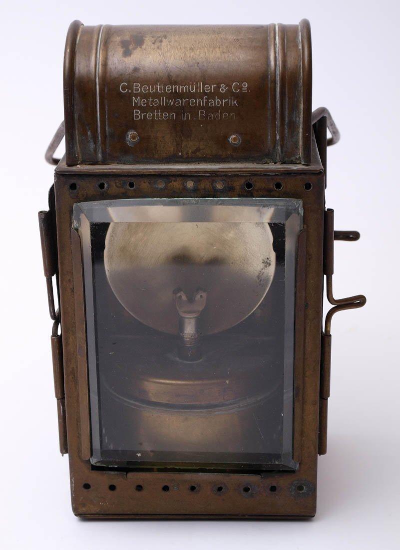 Schaffnerlampe