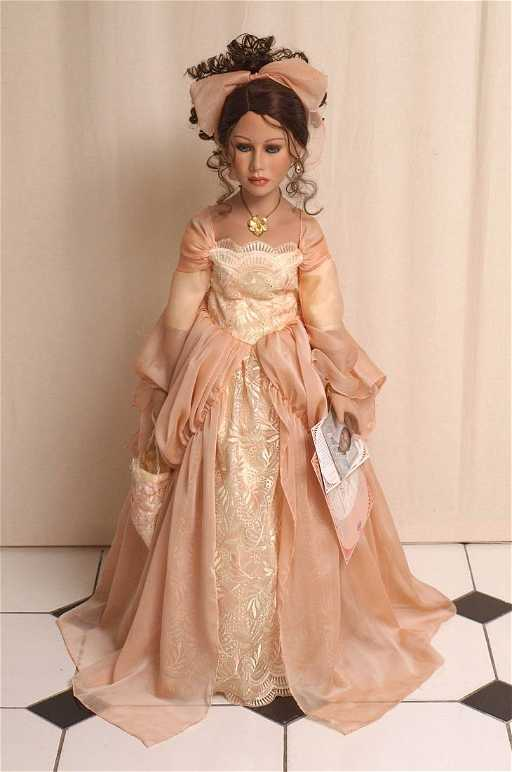 Puppe, Ruby Doll Collection