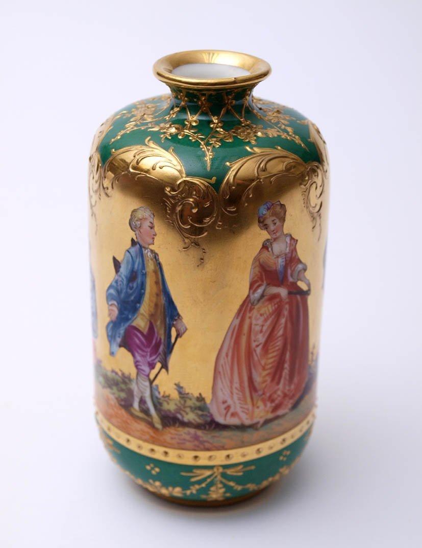 Vase, Dresden, 19.Jhdt.