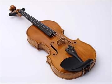 Geige, Luigi Salsedo, 1927