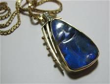RAGNAR Jewelers Vancouver Huge 18kt Opal Set 28gms